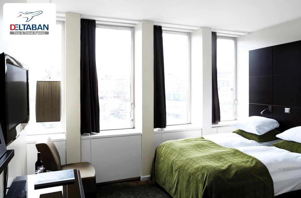 اتاق های هتل اسکوئر کپنهاگ