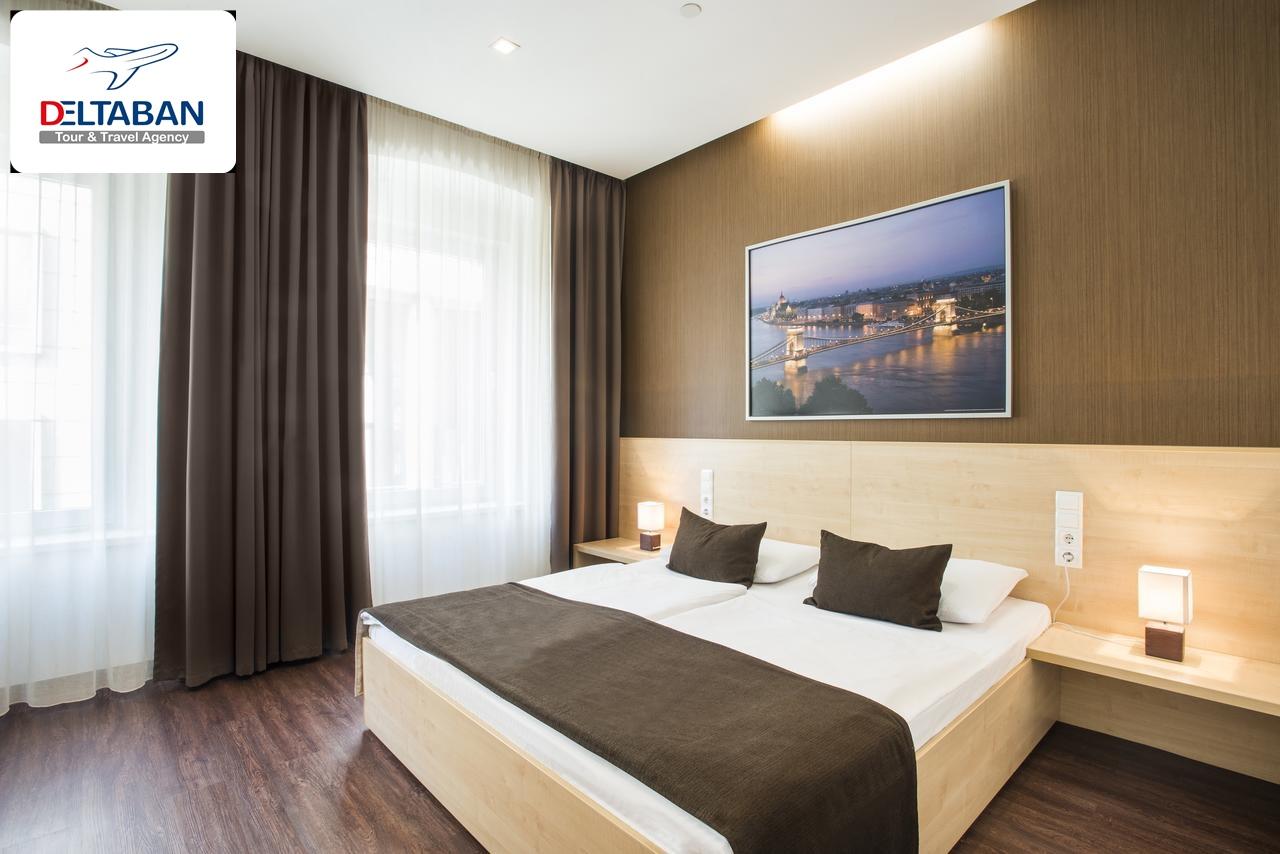 هتل بوداپست سیتی