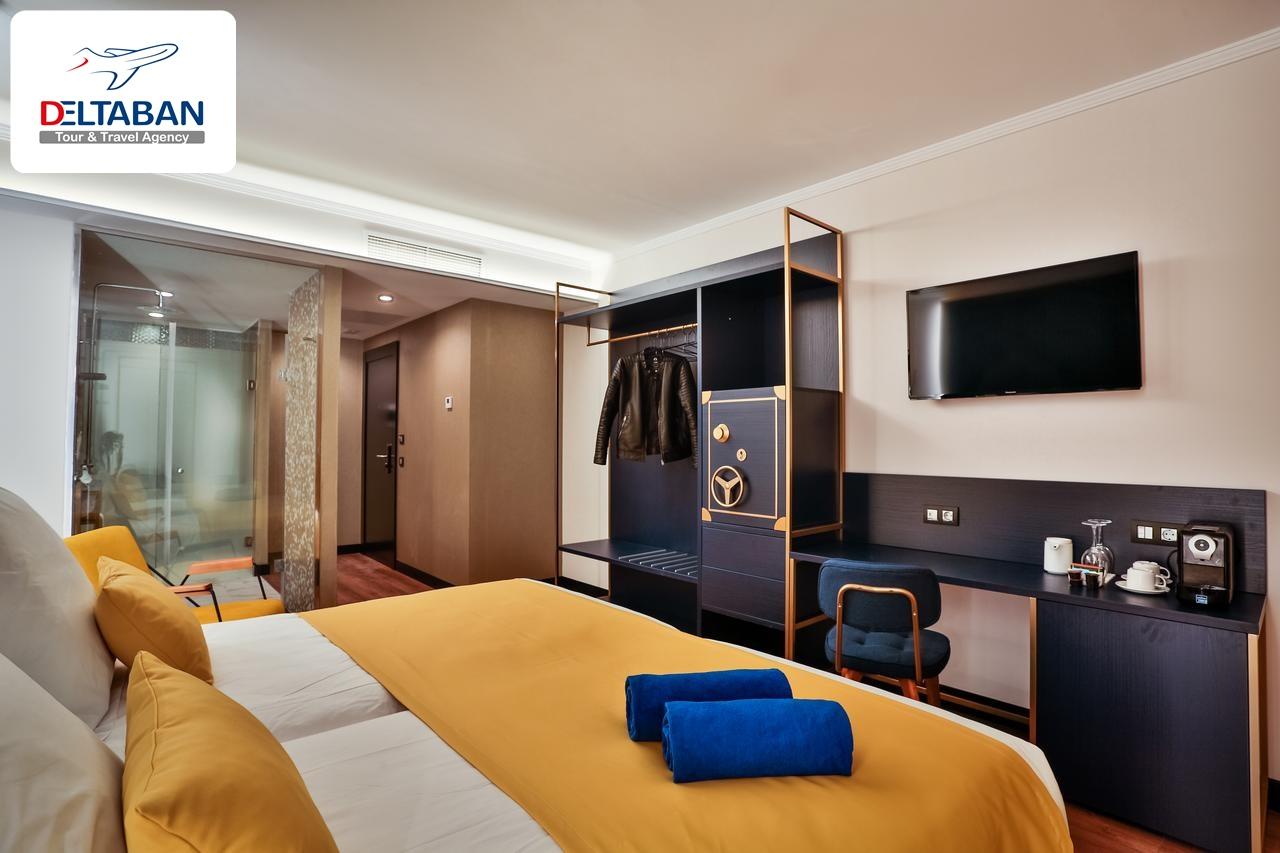 اتاق های هتل دیزاین پلاس بکس جزایر قناری