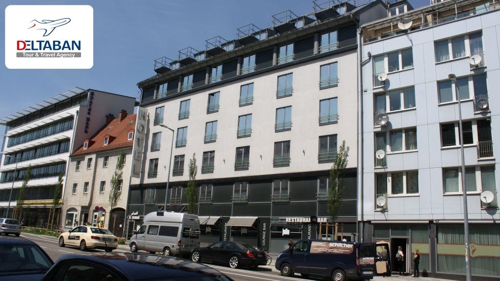 تاریخچه هتل ریولی آمبیانس مونیخ