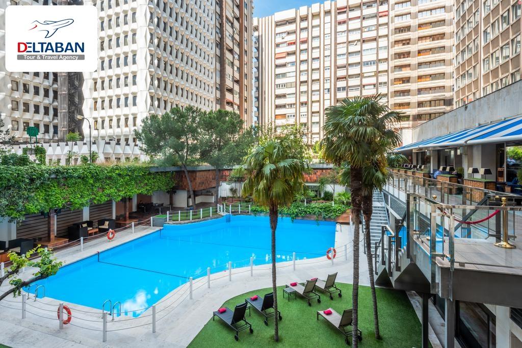هتل ملیا کاستیلا مادرید