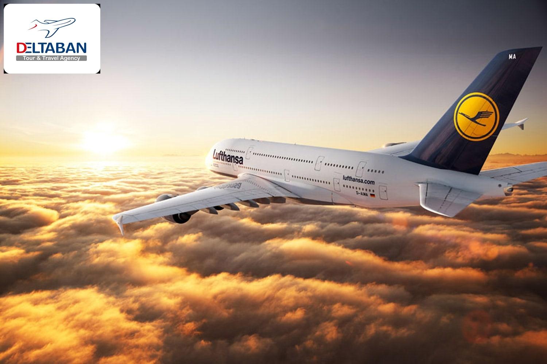 پرواز تهران به برلین