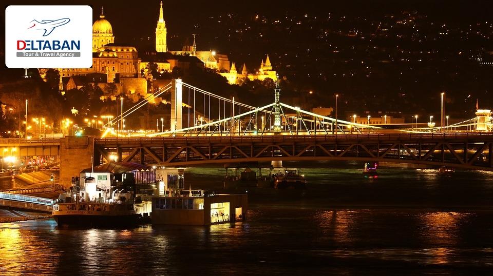 پرواز به بوداپست