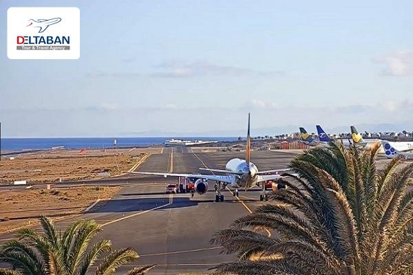 پرواز به جزایر قناری