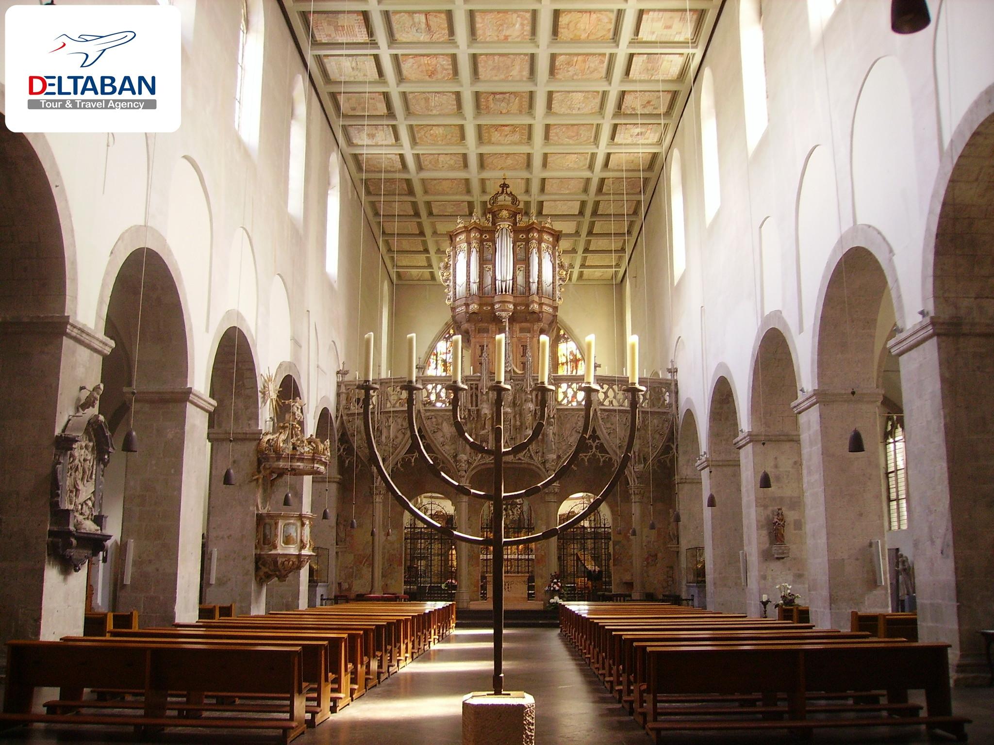 کلیسای پانتالئون مقدس