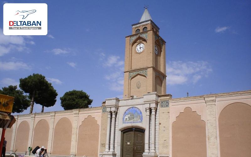 کلیسا وانک