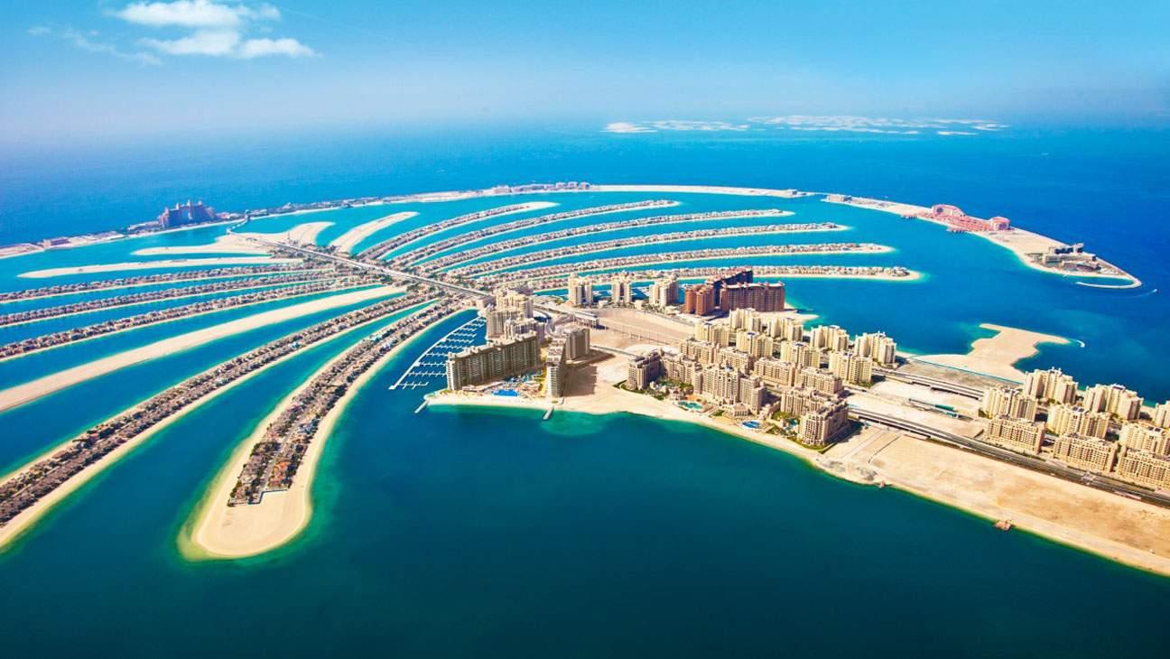 دبی در کجا قرار دارد