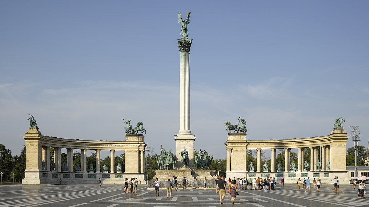 قهرمانان ملی مجارستان
