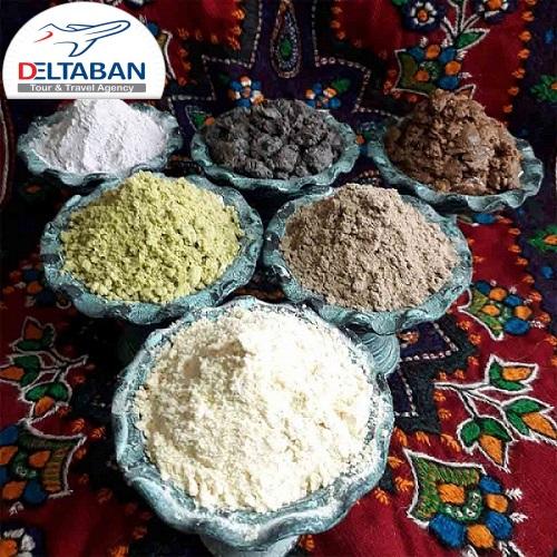 شیرینی قوتو کرمانی