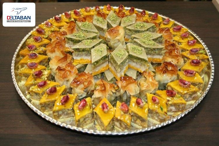 شیرینی های تبریزی