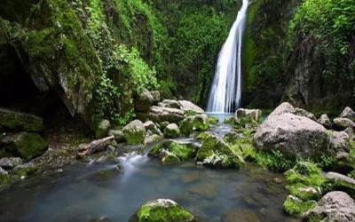 آبشارهای گلستان