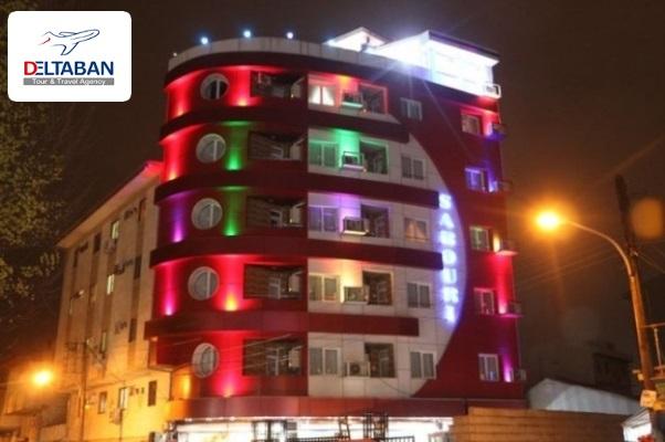 هتل های رشت