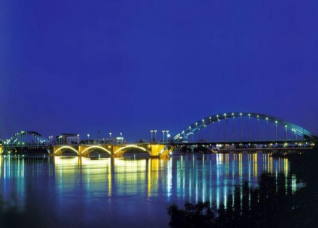 پل های شهر اهواز