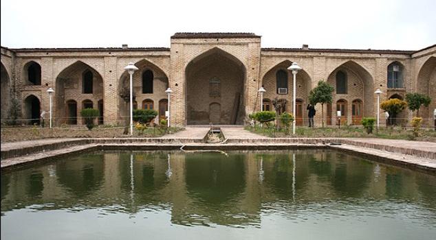 شهر قدیمی فرح آباد ساری