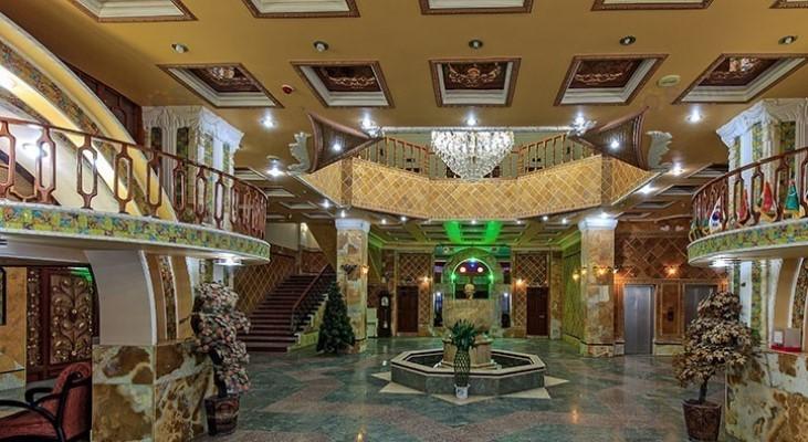 هتل نوید ساری