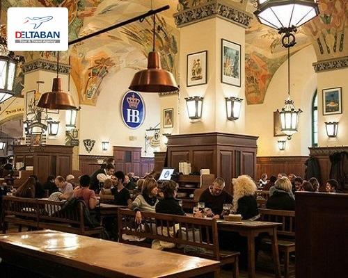 رستوران Hofbrauhaus مونیخ