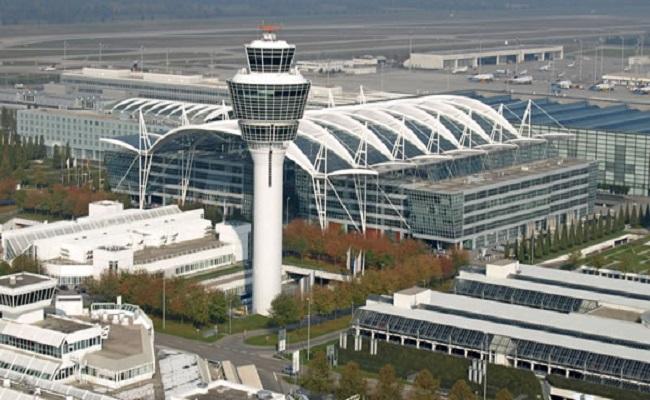 فرودگاه بین المللی مونیخ