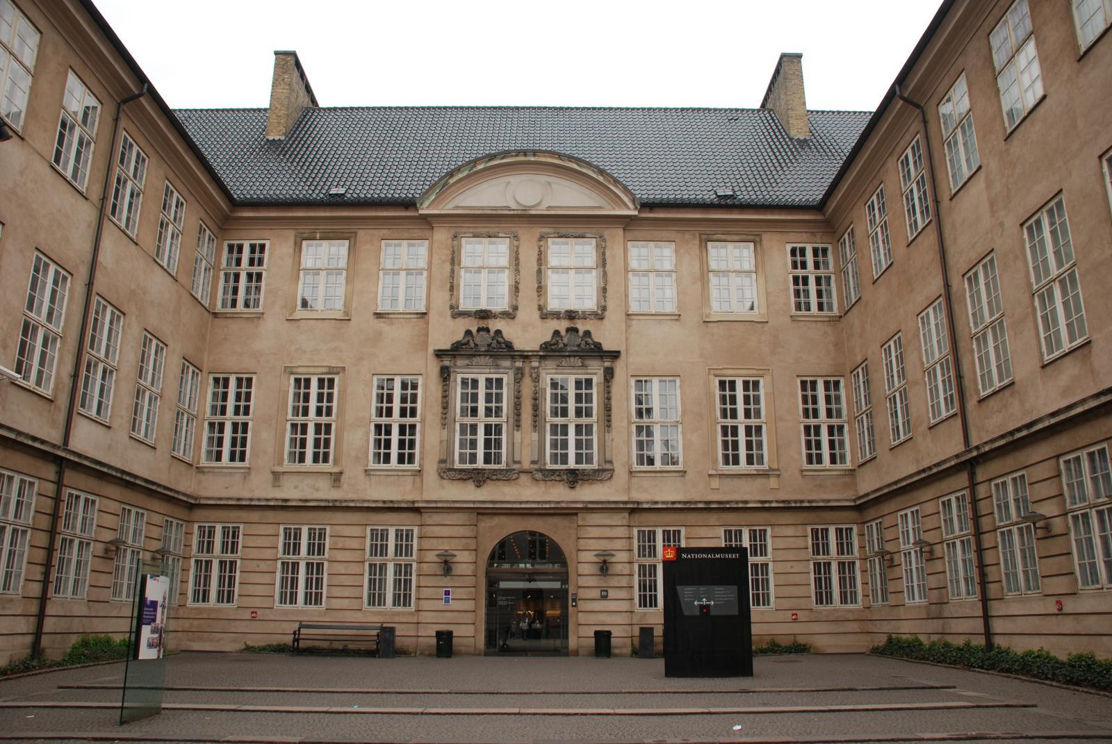 موزه ملی کپنهاگ