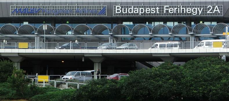 فرودگاه بین المللی بوداپست