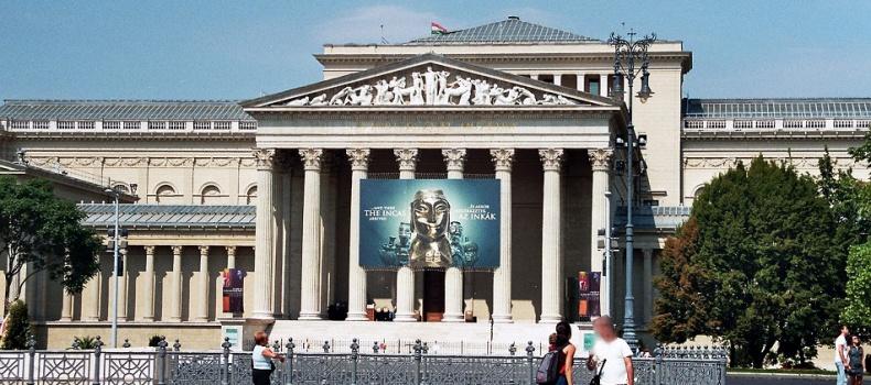 موزه هنرهای زیبای بوداپست