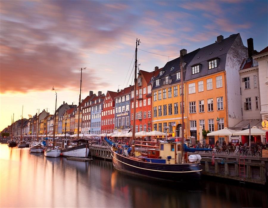 پرواز به کپنهاگ