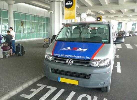 حمل و نقل فرودگاه بوداپست