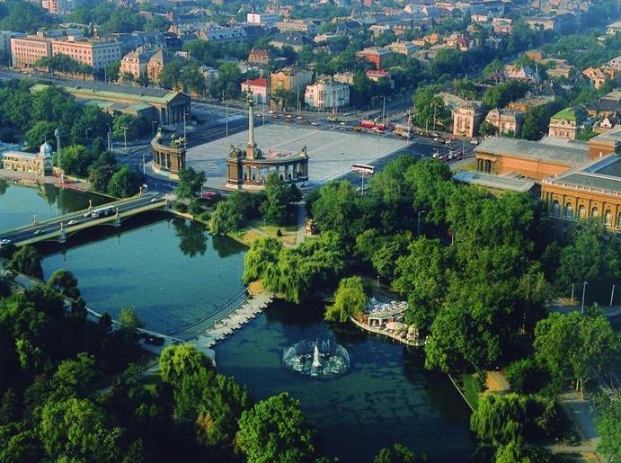 طبیعت گردی در بوداپست