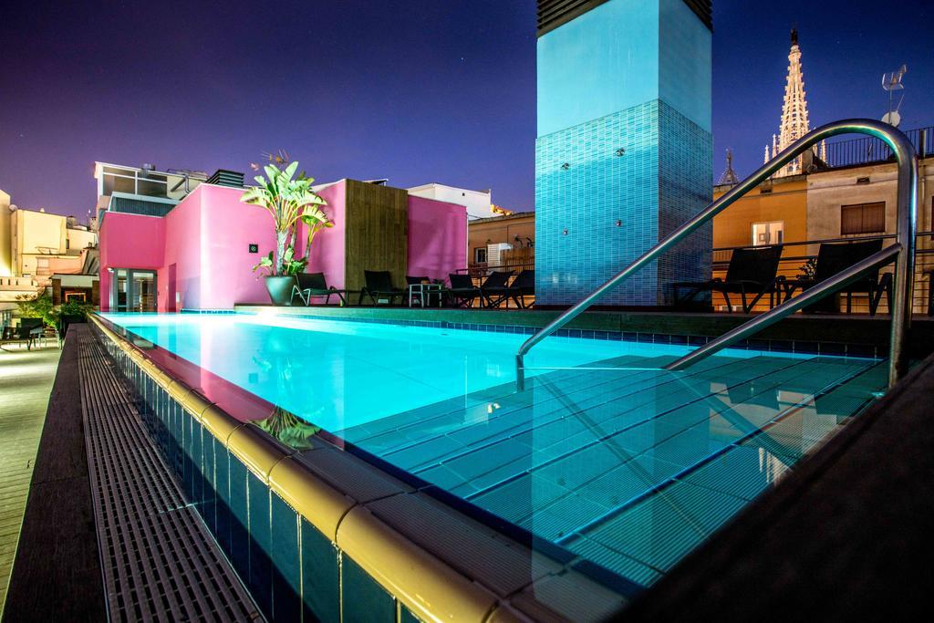 هتل کتدرال بارسلونا