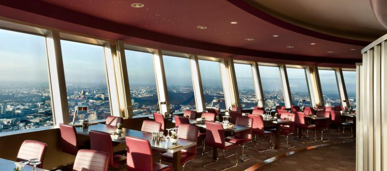 رستوران گردان برلین