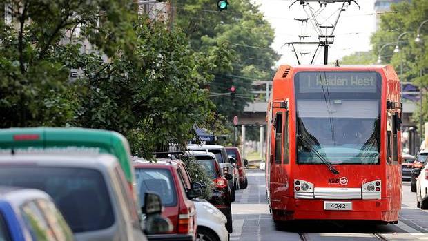 سیستم حمل و نقل عمومی کلن