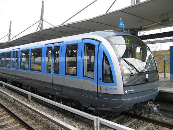 سیستم حمل و نقل عمومی مونیخ
