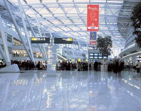 فرودگاه بین المللی دوسلدورف