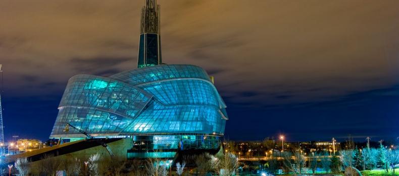 موزه کانادایی حقوق بشر کانادا