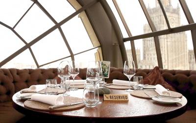 مهمترین رستوران های مسکو