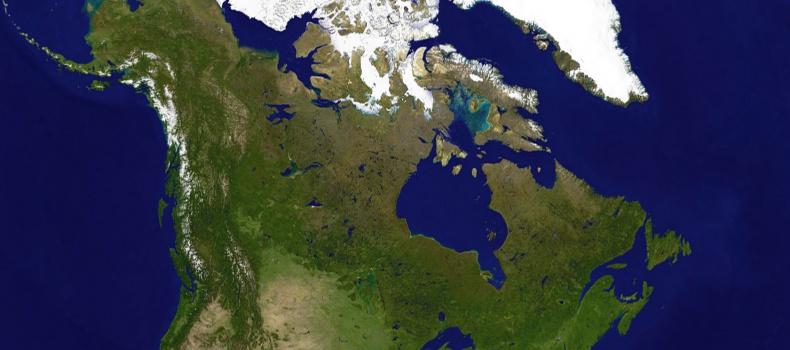 استان های مهم کانادا