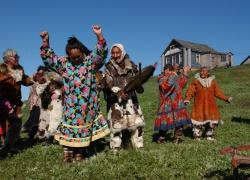 فرهنگ بومی روسیه