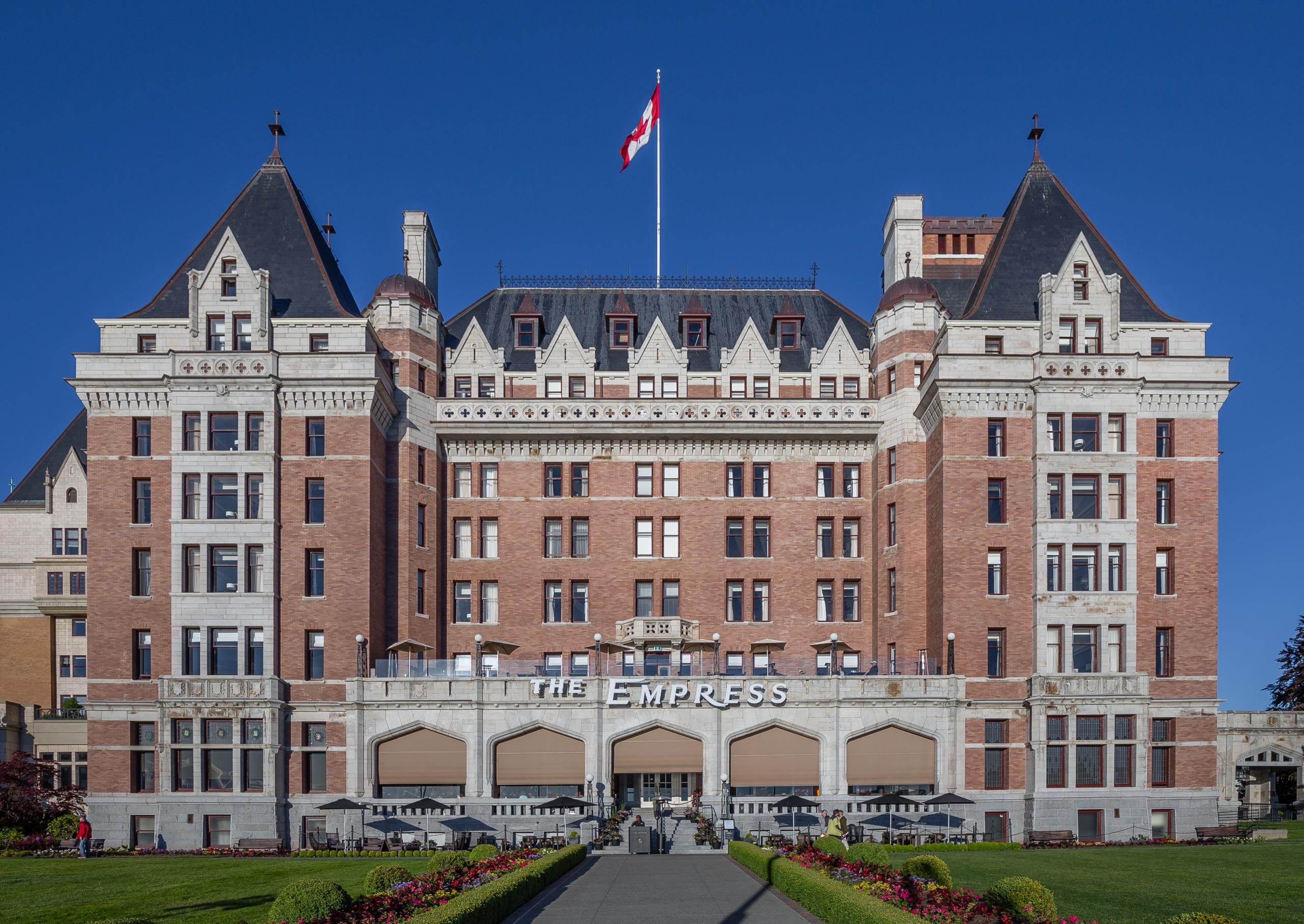 هتل تاریخی امپرس
