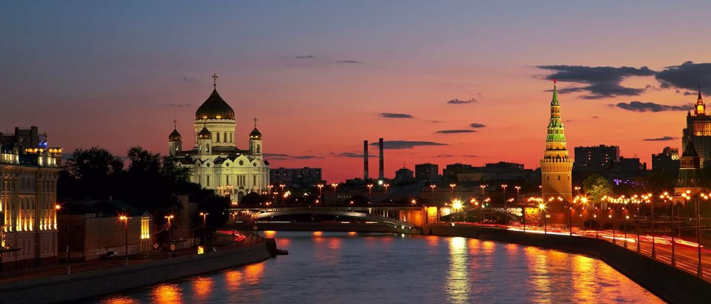 زیبایی های مسکو