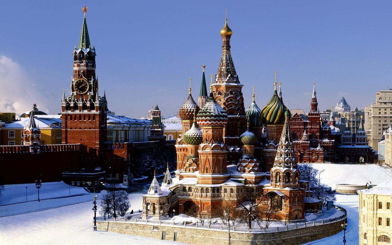 بهترین زمان سفر به روسیه