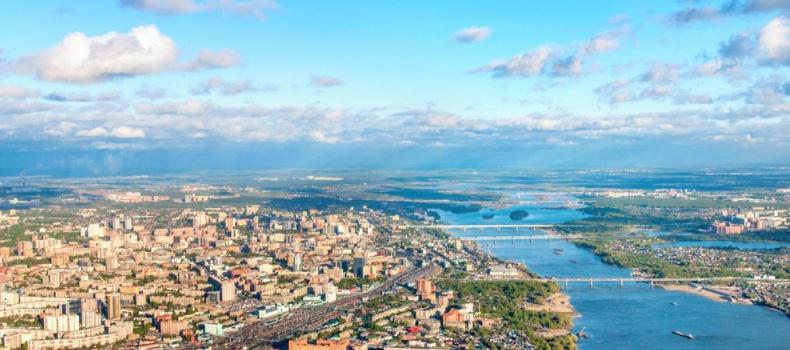 مکان های دیدنی نووسیبیرسک