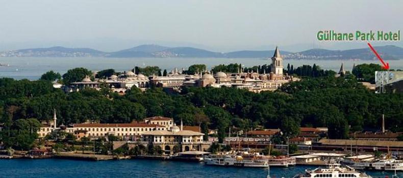 نمایی زیبا از طبیعت استانبول
