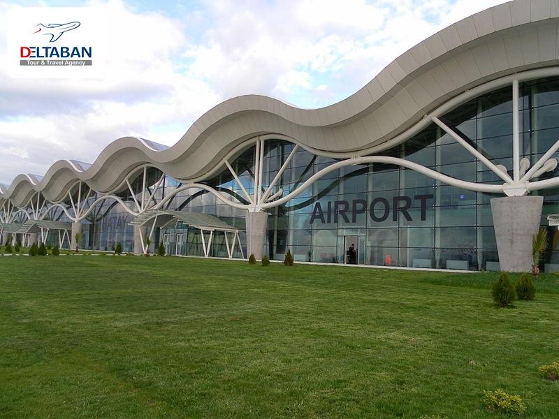 نمای فرودگاه