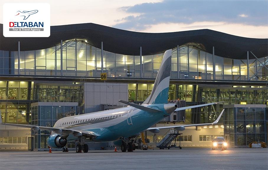 اطلاعات فرودگاه هاتای ترکیه