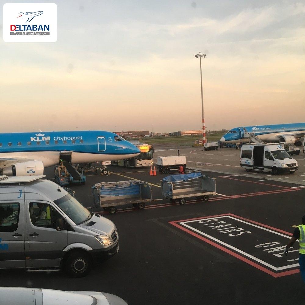 فرودگاه کراکوف لهستان