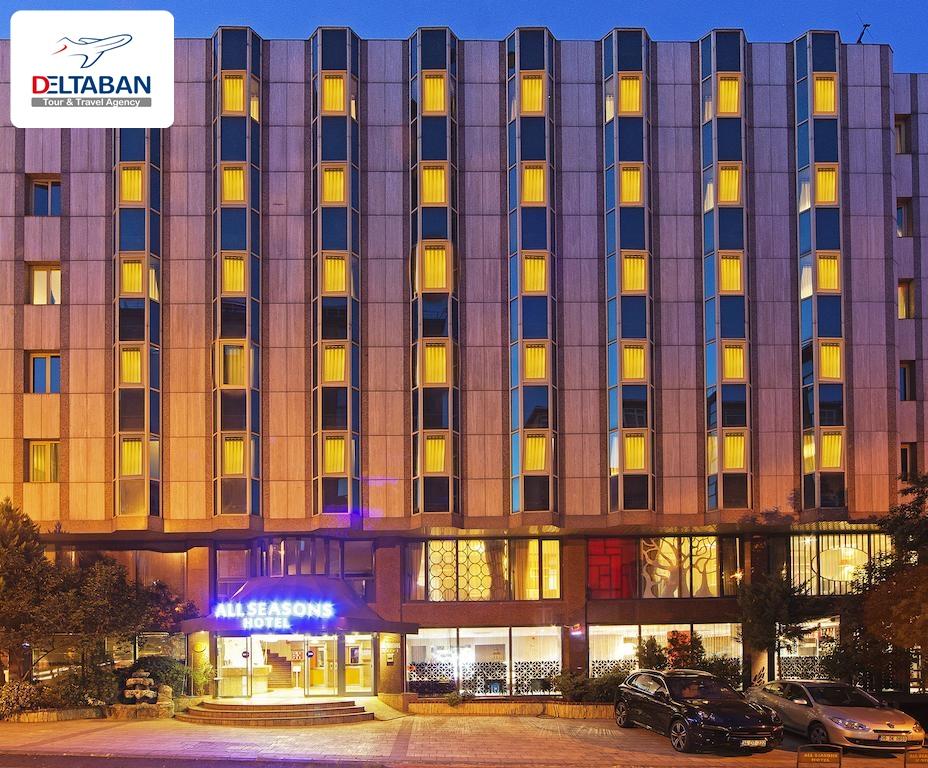 هتل آل سیزن ترکیه