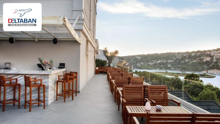 امکانات هتل لازونی استانبول