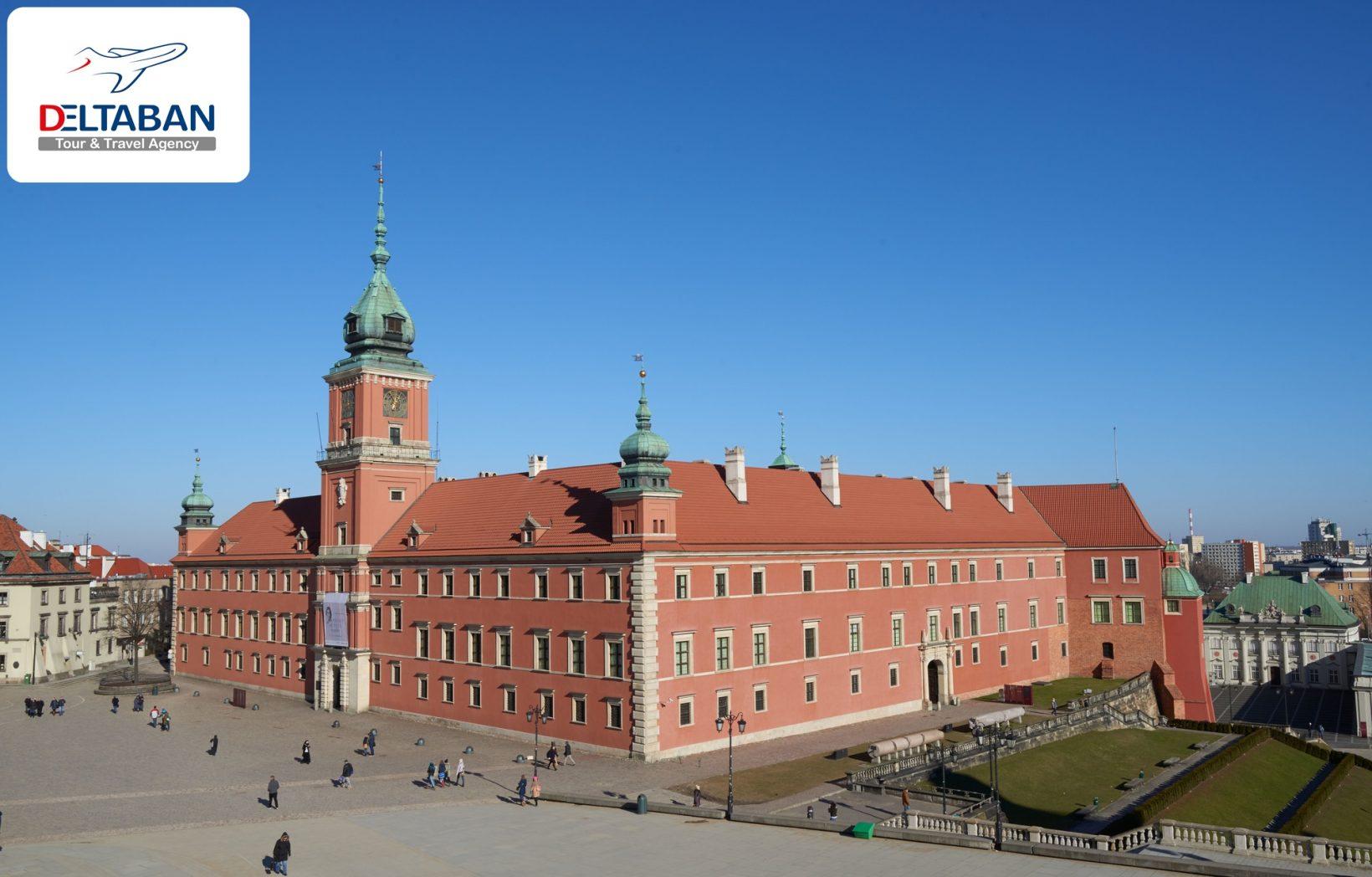 ورشو لهستان