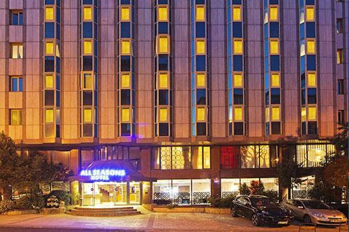 هتل آل سیزن ترکیه, امکانات و ویژگی های هتل آل سیزن ترکیه