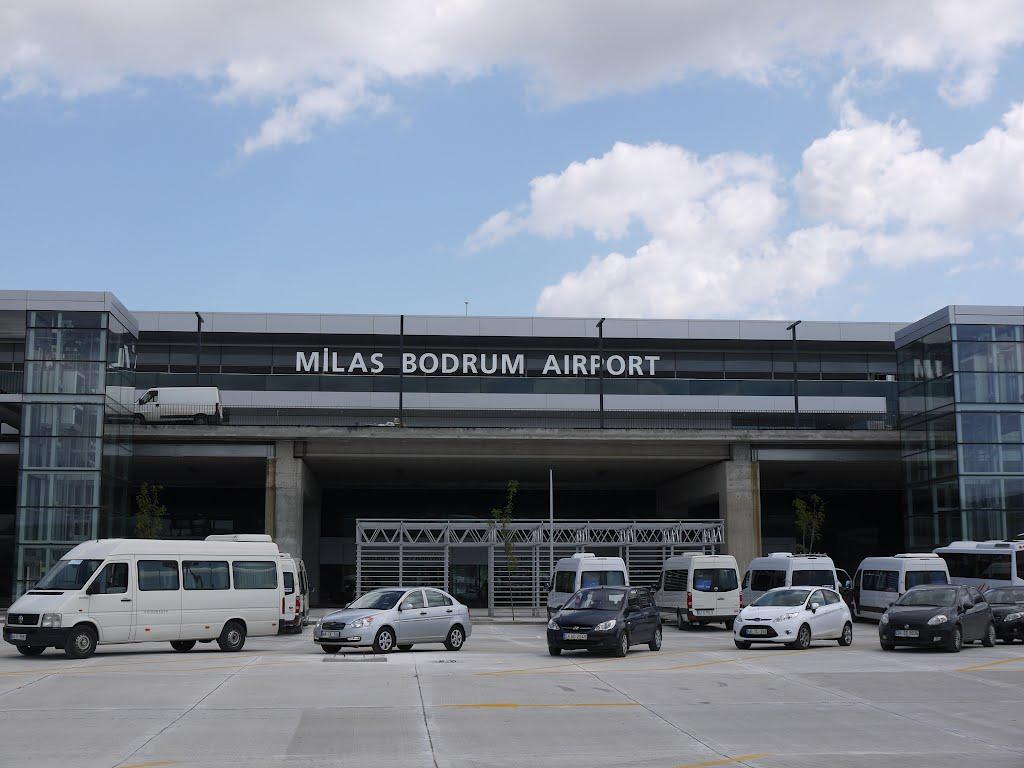 فرودگاه میلاس بودروم
