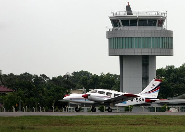 فرودگاه بین المللی مالاکا مالزی